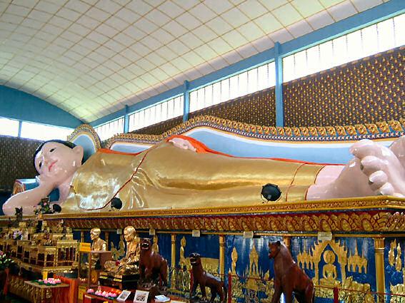 泰国卧佛寺