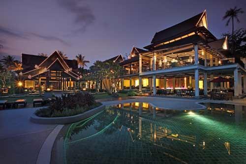 邀上亲朋好友到泰国去举行婚礼+度蜜月