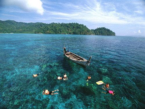 泰国皇帝岛