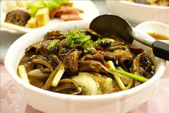 阿霞饭店-台湾台南美食名