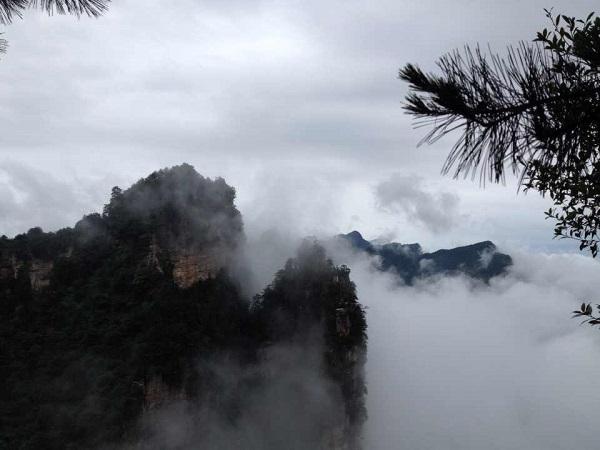 张天三天:长沙到张家界黄龙洞、张家界国家森林公园(袁家界,杨家界)、天门山