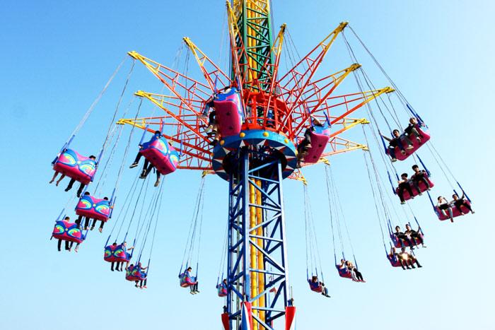 冬季带小孩去哪儿玩?长沙周边旅游五大主题乐园小孩不得不去