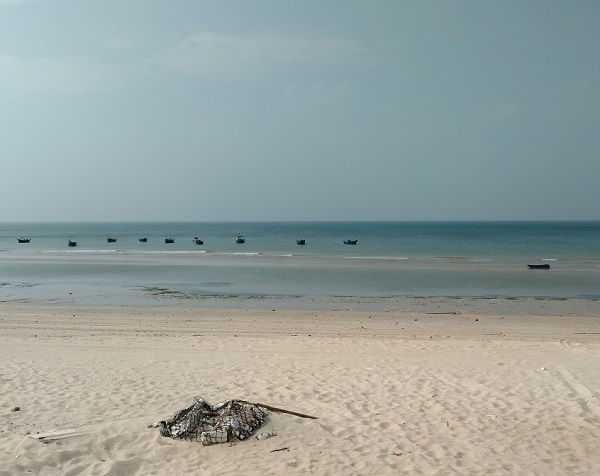 【慢时光】长沙到北海银滩、涠洲岛之夜双飞5日游(特别安排:沙滩篝火晚会