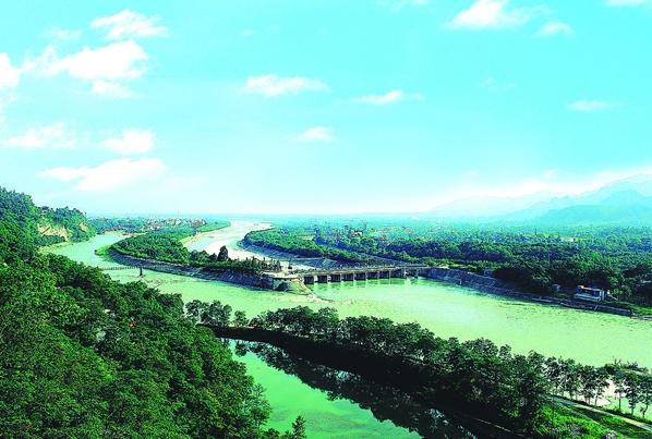 都江堰有哪些旅游景点