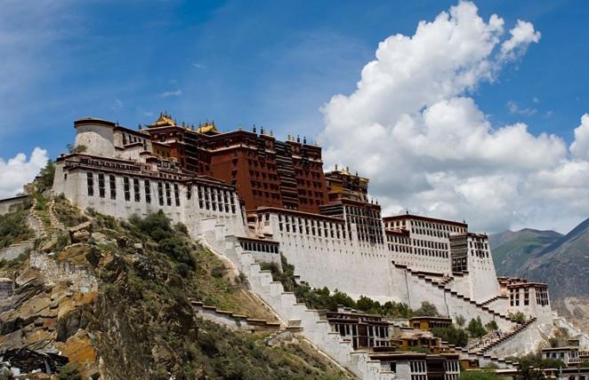 西藏旅游概况