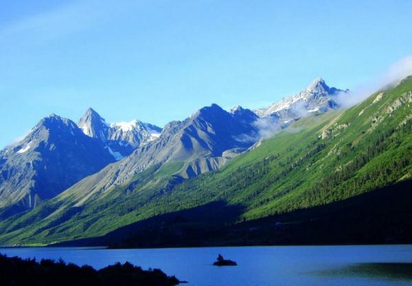 林芝海拔高度_西藏林芝地区海拔是多少米