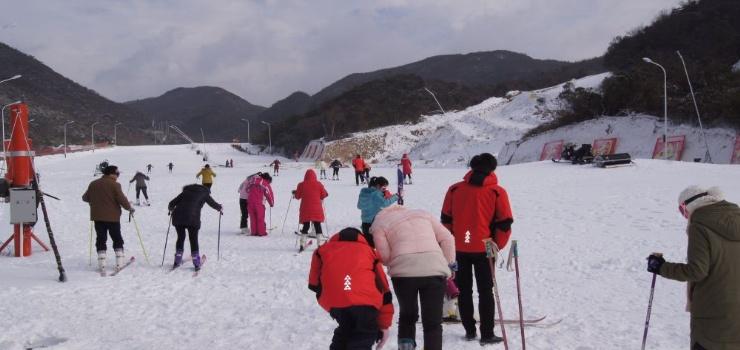 浏阳大围山野外滑雪场滑雪攻略