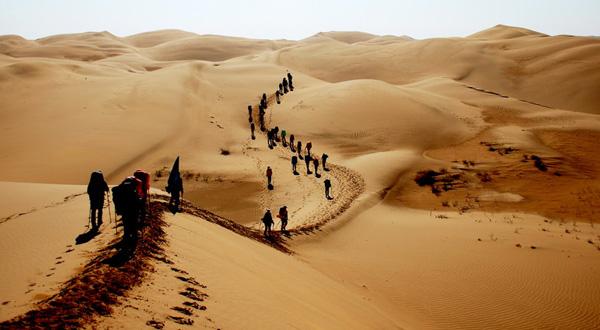 库布齐沙漠旅游景区介绍