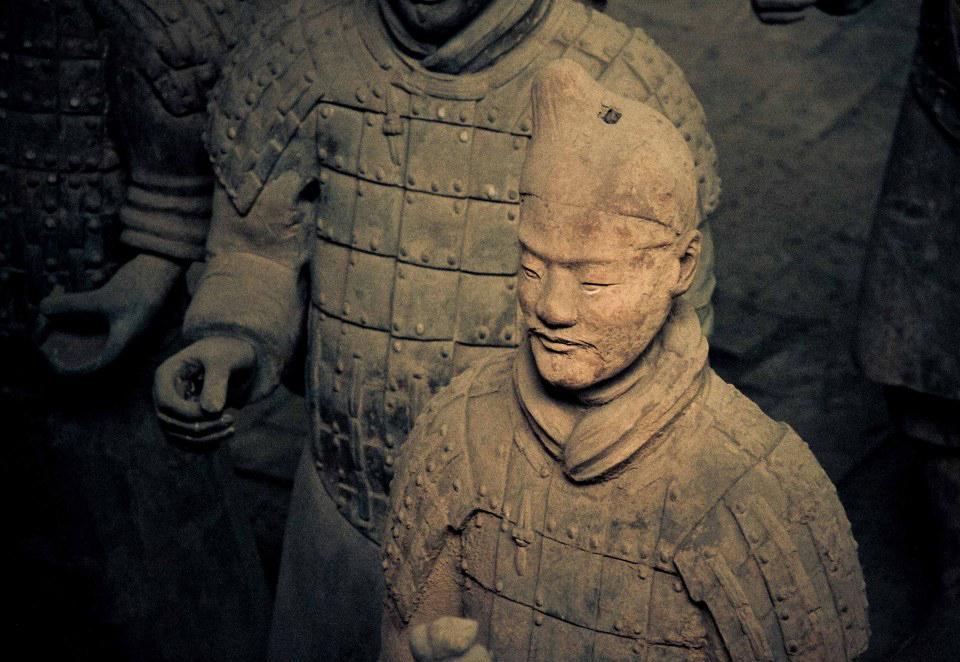 秦始皇兵马俑之谜