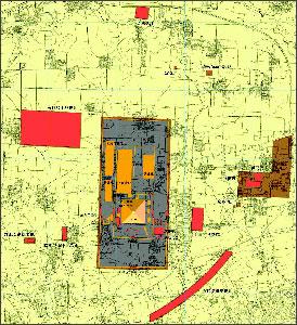 秦始皇帝陵出土军备库 钻探曾已证实地宫位置