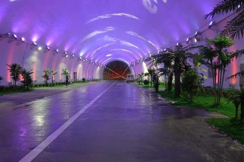 终南山公路隧道