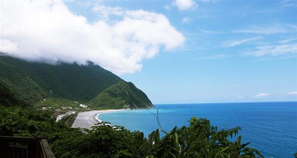 台湾的苏花公路
