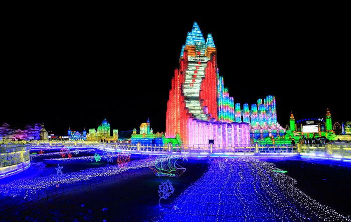 2015年哈尔滨冰雪节什么时