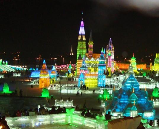 哈尔滨有什么好玩的地方