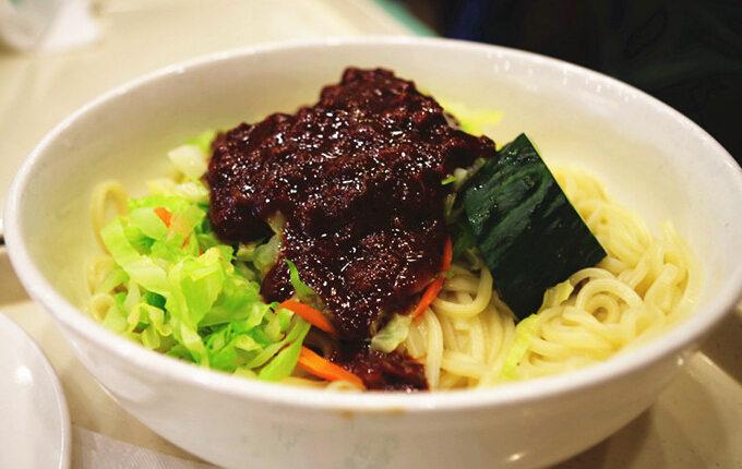 长沙到北京旅游攻略-美食小吃炸酱面