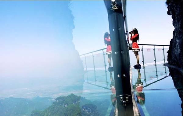 峡张天三天:长沙到张家界大峡谷玻璃桥、张家界国家森林公园(袁家界,杨家界
