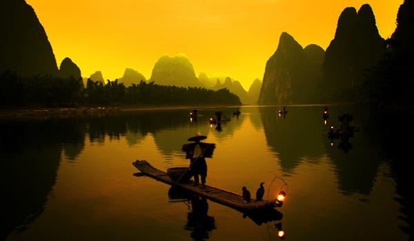 国内最适合女生旅游的地方——桂林阳朔