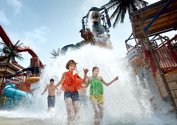 长沙暑假玩水攻略,长沙周边水上乐园推荐