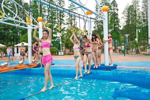 衡阳南湖水上乐园