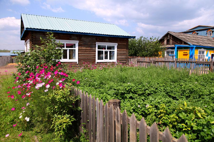 中国的俄罗斯风情小镇——内蒙古恩和俄罗斯小镇