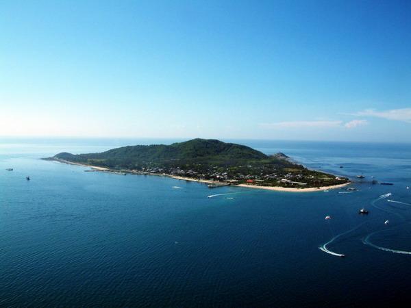 长沙到三亚[双岛爱]双飞五天度假旅游(蜈支洲岛+分界洲岛)