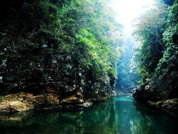 【醉美桂西南】长沙到广西南宁、北海、德天瀑布、通灵大峡谷火车双卧/双动