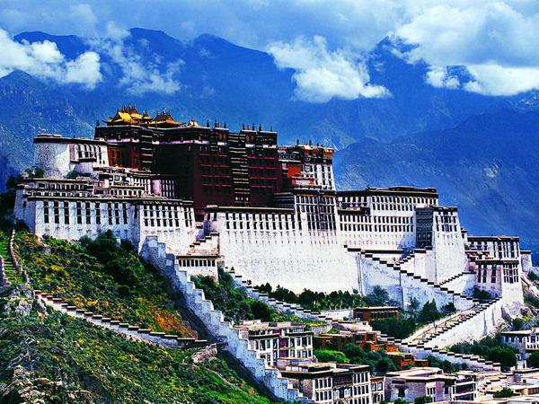 【醉美高原】长沙到西藏林芝-雅鲁藏布大峡谷-拉萨双飞6天/单飞