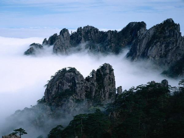 长沙到黄山、西递、宏村双飞四日游旅游团