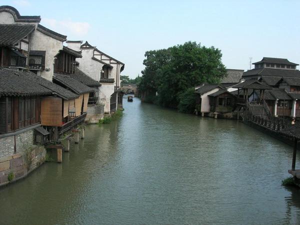 【金色至尊】从长沙去华东五市+西塘\乌镇双水乡+杭州双飞5日游