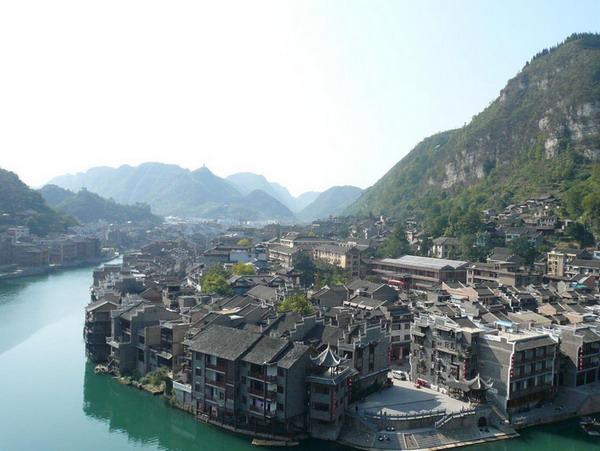 长沙到贵州西江千户苗寨 镇远古镇四日游品质旅游