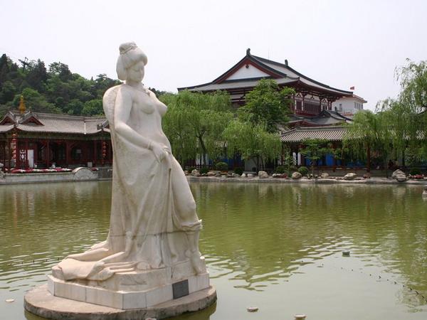 长沙到陕西秦始皇兵马俑-乾陵-法门寺-大明宫-西