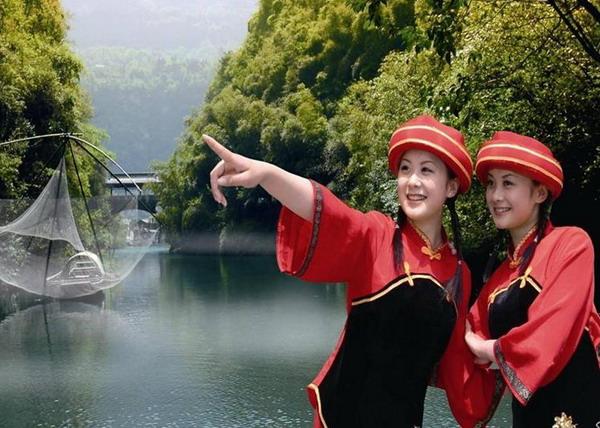 """长沙到宜昌三峡大坝、三峡人家""""游三峡山水,体验三峡人家"""""""