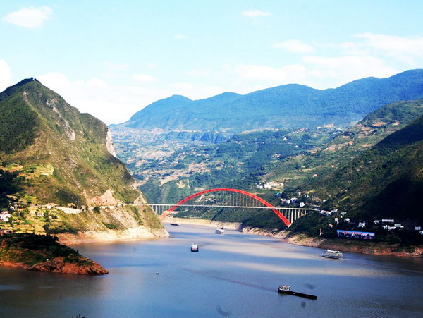 【宜奉宜】从长沙到湖北荆州古城-长江三峡-巫峡-瞿塘峡-白帝城-九畹溪汽车三日游