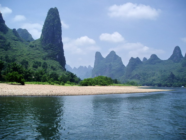 几月去桂林旅游最好