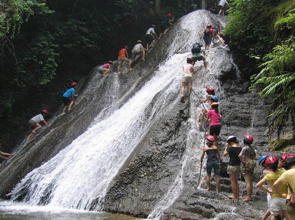 【古冠之旅】从长沙去桂林-双漓江-古东瀑布-冠