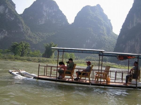 【乐游之旅】从长沙到桂林-双漓江-乐满地--阳朔