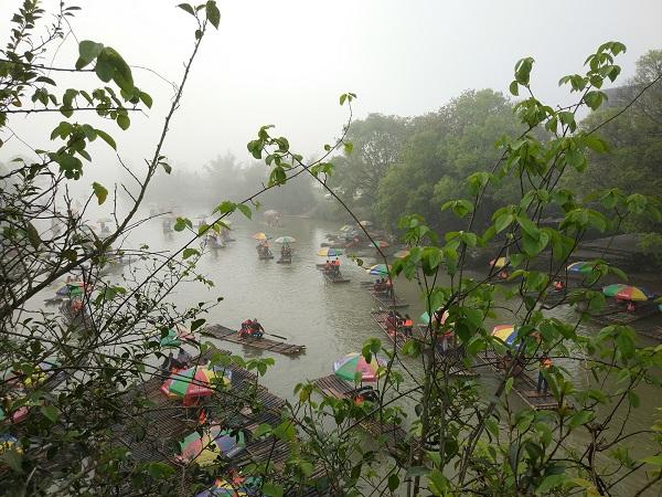 【青山绿水】长沙到桂林-大漓江-象鼻山-叠彩山