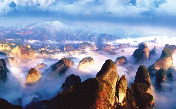 长沙到崀山旅游_长沙到崀山特价二日游旅游