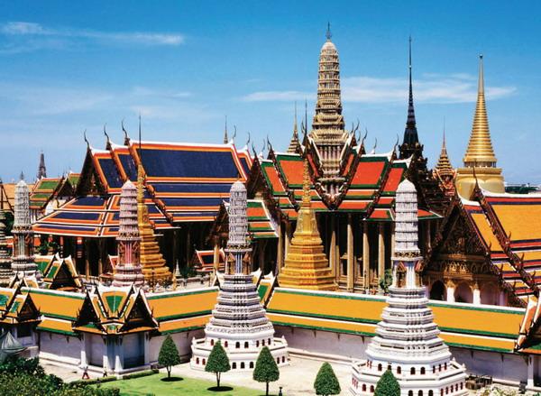 长沙到泰国曼谷-芭提雅双飞六日游品质旅游团(长沙直飞曼谷)