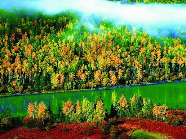 10月份去哪旅游最好_十月份适合去哪里旅游