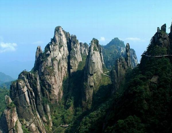 三清山旅游注意事项