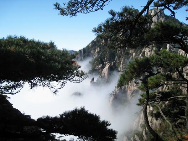 冬季三清山旅游攻略