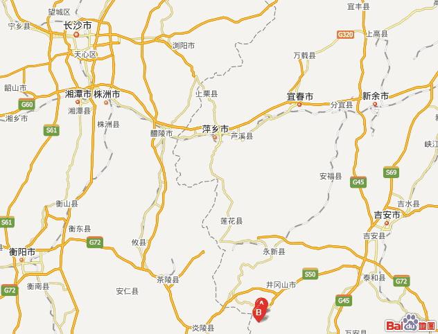 井冈山在哪里_井冈山在哪