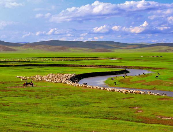 长沙到内蒙古旅游