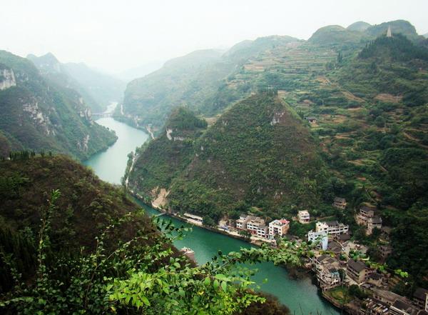 长沙到镇远古镇、舞阳河、石屏山双动二日游旅游团
