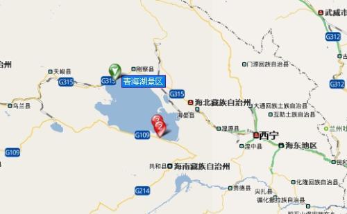 青海湖在哪里_青海湖在哪