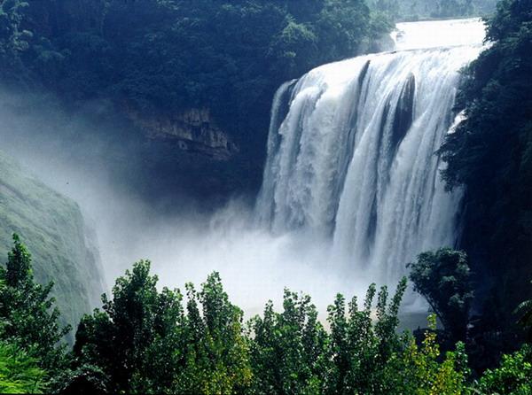黄果树瀑布一日游_黄果树瀑布一日游行程安排