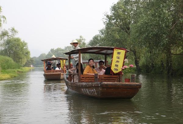 【四星度假之旅】长沙到苏州、杭州、骑行西湖