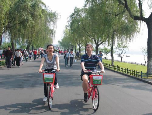 2015杭州西湖自助游旅游攻