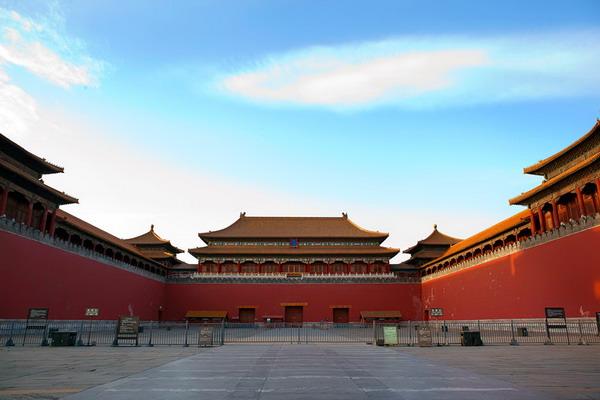 北京故宫旅游景点介绍